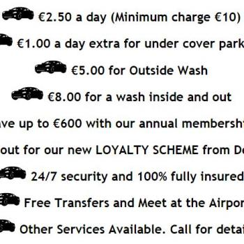auto air park services