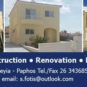 Photis Savva Construction