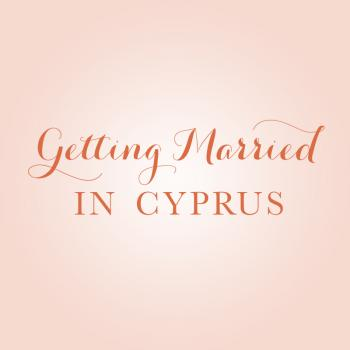 Getting Married in Cyprus