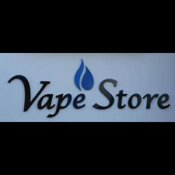 vape store logo